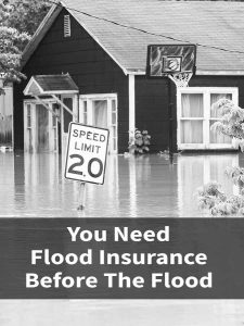 Flood Insurance, Homeowners, Insurance, Windstorm Insurnace